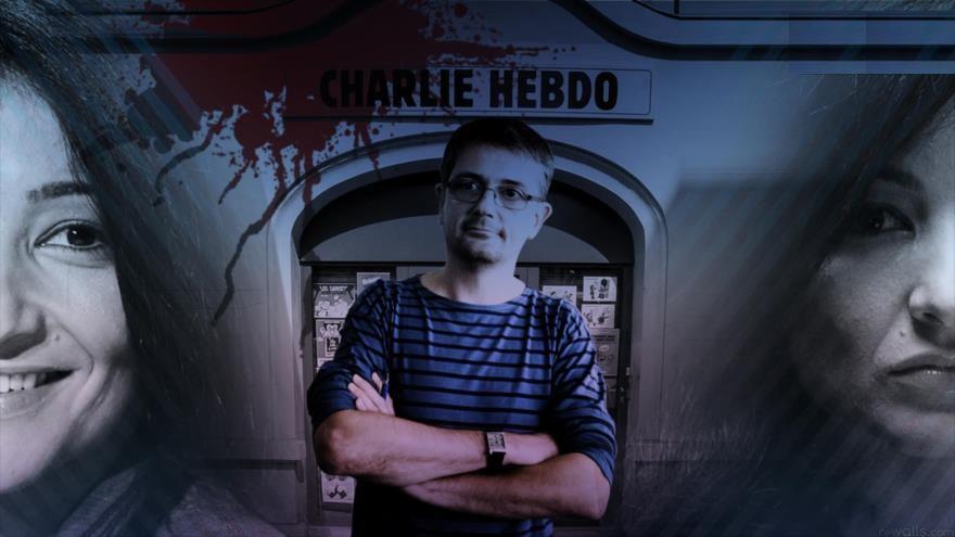 ¿Amante o agente secreta?; misterioso ataque a Charlie Hebdo - ama