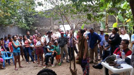 Comisión de verificación de derechos humanos visita El Bagre-Antioquia - el-bagre