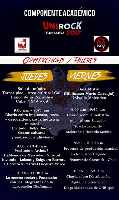 COMPONENTE ACADÉMICO #FIURA2017 - academico_fiura02