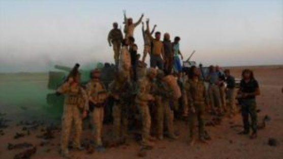 Fotos: Militares de EEUU se adentran en el sur de Siria - 15512771_xl-300x169