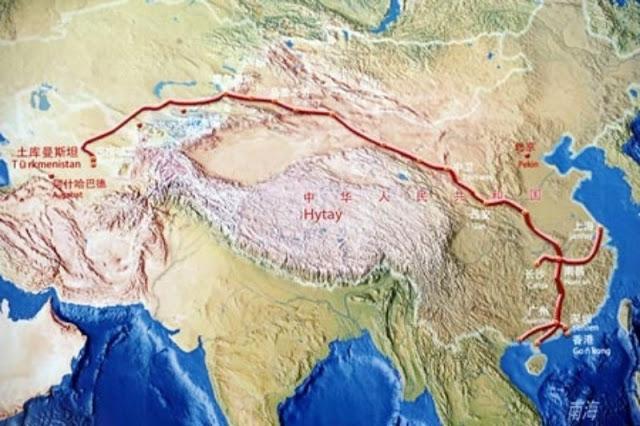 China: el proyecto estratégico más importante de la historia. - CHINA-nueva-ruta-de-la-seda-IMAGEN