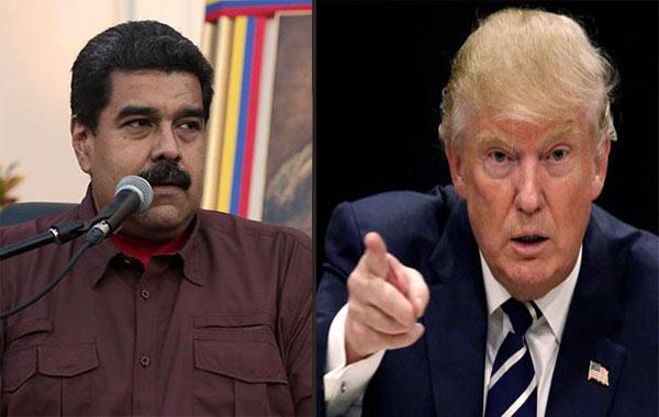 Notas para entender la política de EE.UU hacia Venezuela - Maduro-Trump