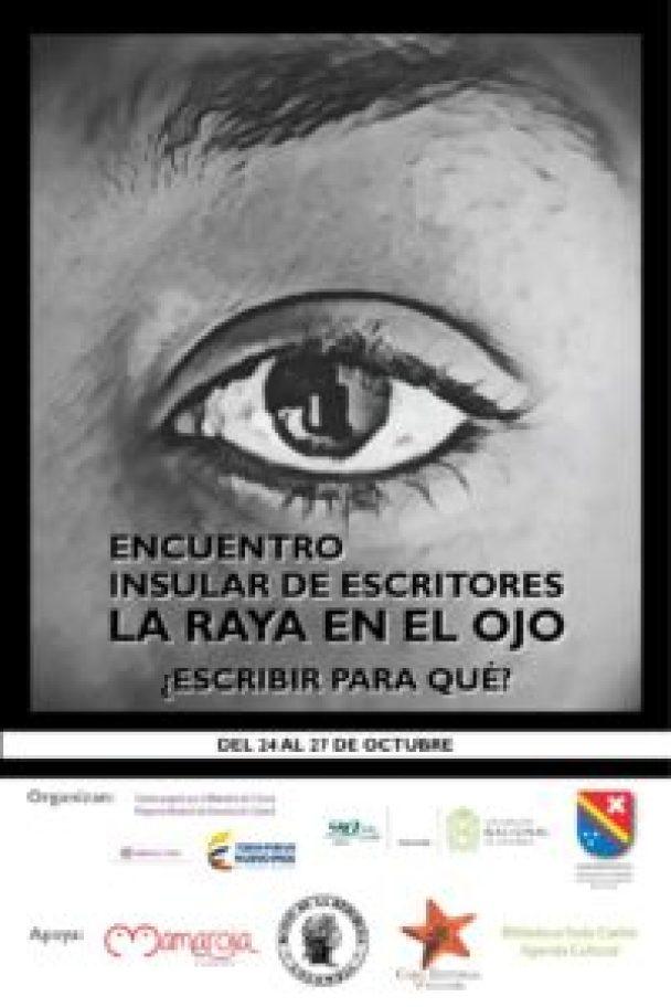 Encuentro de Escritores Insulares 'La Raya en el Ojo' - PROGRAMACIÓN-DIGITAL-ENCUENTRO-INSULAR-DE-ESCRITORES-1-200x300