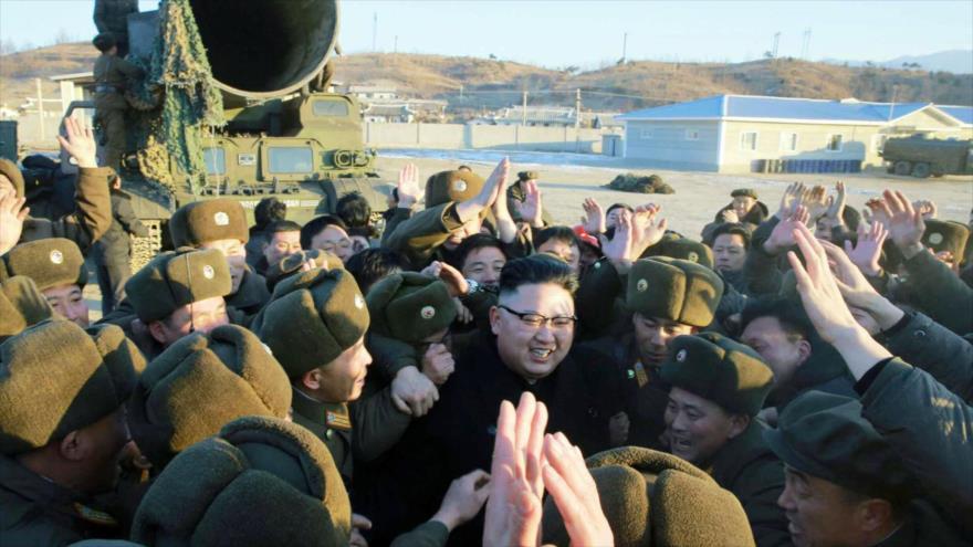 Corea del Norte asegura que su programa nuclear es innegociable - corea
