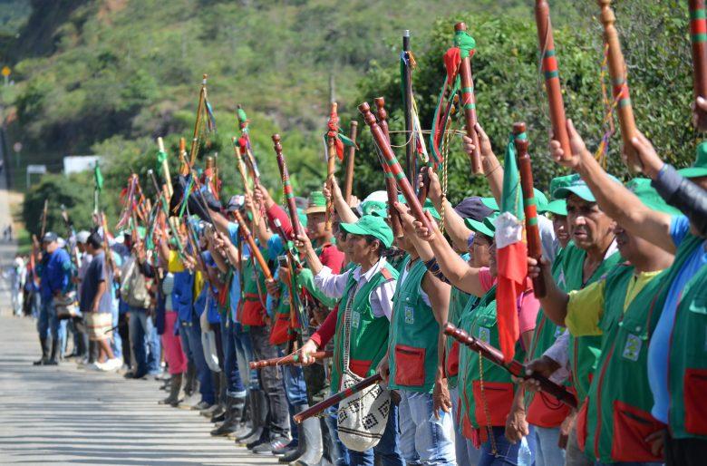 Pueblos indígenas levantan mingan nacional tras acuerdos con el Gobierno