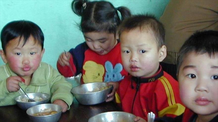 ONU suspende misión alimentaria para 190.000 niños norcoreanos - korea