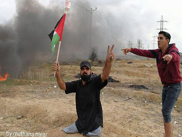 Palestina Una heroína de nuestro tiempo: Ahed Tamimi y la humillante bofetada - brahim-Abu-Thurayya-activista-palestino-asesinado