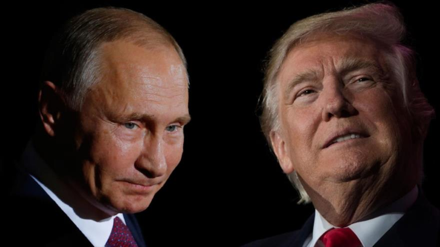 Moscú: Lista del Kremlin de EEUU busca influir en elecciones rusas - putin-trump