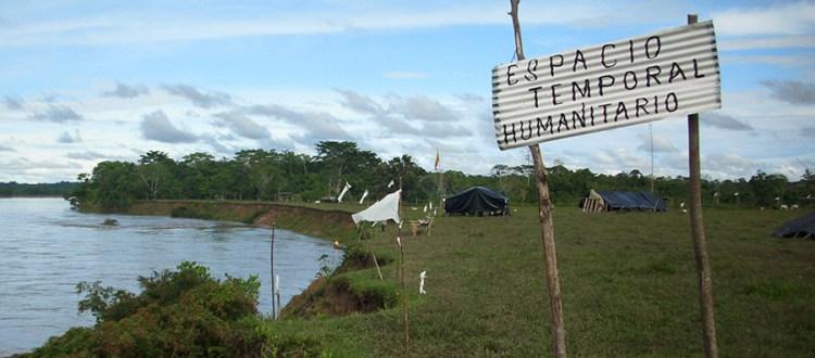 Abuso de autoridad policial contra lideresa de la Zona de Reserva Campesina Perla Amazónica - perla-amazonica