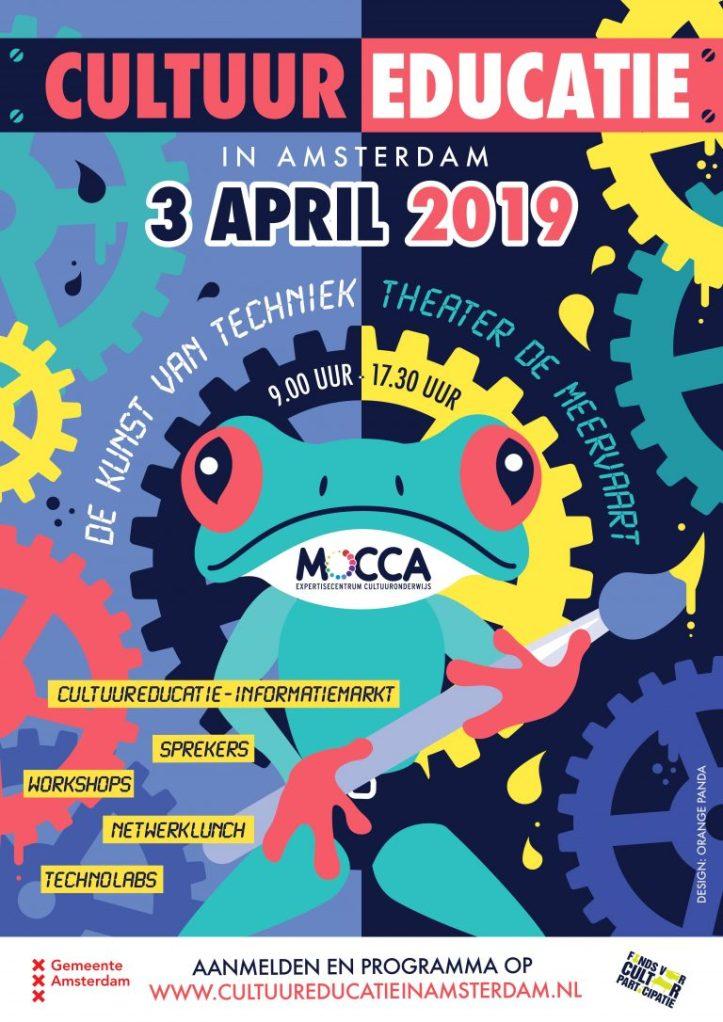 Radiona @ Mocca Amsterdam conference – Radiona