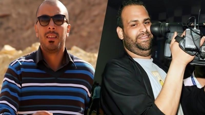 """الصحفيّين التونسيّين سفيان الشواربي ونذير القطاري """"مازالا على قيد الحياة""""!"""