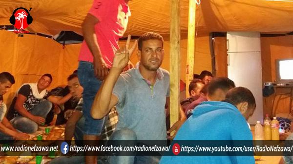 استدعاء الناشط  أيمن بن عبدالله للمحكمة الابتدائية بقبلي