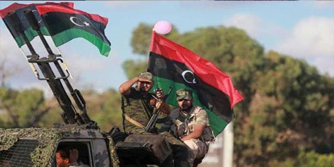 قوات حكومة الوفاق تعلن السيطرة الكاملة على طرابلس