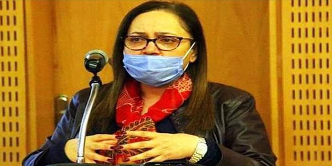 بن عليّة: توجه نداء الى التونسيين للتقيّد بكل الاجراءات الوقائية للحد من التفشي السريع للفيروس