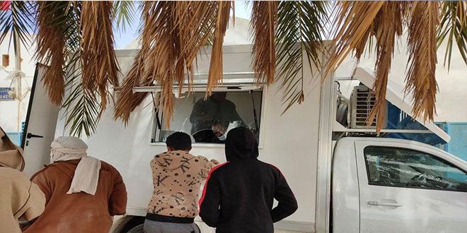 رجيم معتوڨ : انطلاق عمل مكتب البريد المتجول بمختلف قرى المعتمدية.