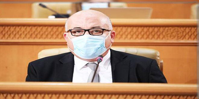 وزير الصحة: 8 ملايين جرعة تلقيح ضدّ الكورونا ستصل إلى بلادنا.