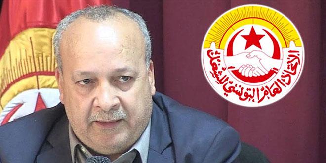 سامي الطاهري : اتحاد الشغل ليس معنيا بالحوار الشبابي الذي تحدث عنه رئيس الجمهورية