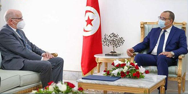سفير الاتحاد الأوروبي يعلن عن موعد صرف القسط الأول من المساعدات المالية لتونس