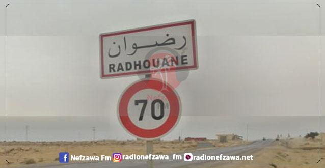 رضوان : تشكيات من الاضطرابات و الانقطاعات المتكررة للماء و تهديد بغلق الطريق و رئيس اقليم الصوناد يجيب