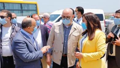 Photo of مشروع تطوير شمال و جنوب الصيادين برأس البر يتفقده وزيرا الإسكان والتنمية المحلية ومحافظ دمياط