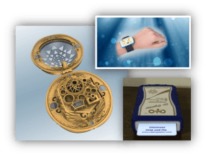 Dispositivos Antiradiación Chi-O