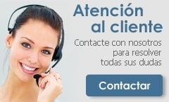Atencion al cliente 10:00 - 14:00 L-V