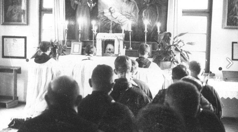 Z NIEPOKALANĄ U ŻŁÓBKA – piękna medytacja św. Maksymiliana