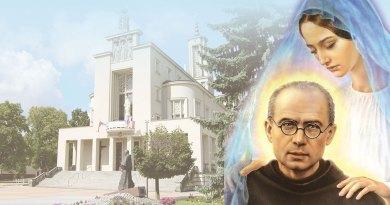50. rocznica beatyfikacji o. Maksymiliana: Msza św. dziękczynna – niedziela, 17 października, 8.30