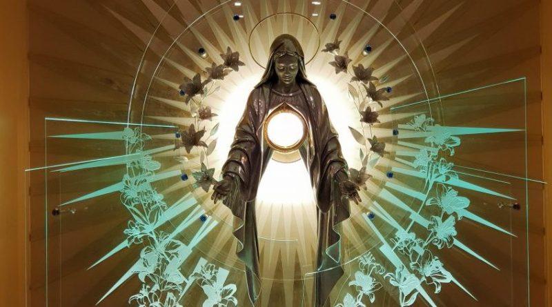 DO ODSŁUCHANIA: Kaplica Wieczystej Adoracji w Niepokalanowie, miejsce łask i cudów
