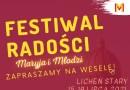 Licheń Stary: Festiwal Radości Maryja i Młodzi, 15-19 lipca