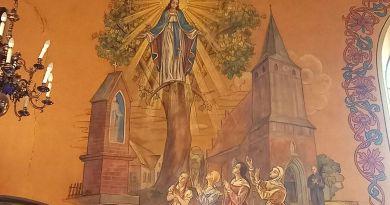 PRZY SERCU MARYI: Objawienia w Gietrzwałdzie, Maryja odpowiada na pytania wizjonerek – 20 września, 18.15