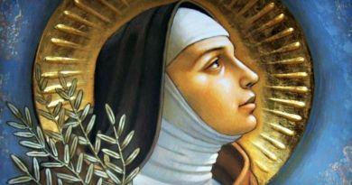 Dziś (24.09) wspomnienie znalezienia ciała św. Klary