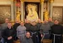 Franciszkanie: W Ostrej Bramie zawierzyli siebie i dzieła prowadzone w Europie Środkowo-Wschodniej