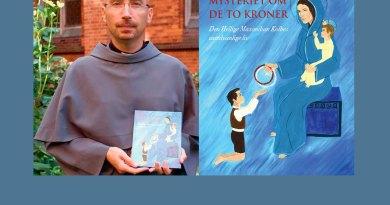 Dania: książka dla dzieci o św. Maksymilianie M. Kolbem