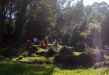caminhada vale do Leça