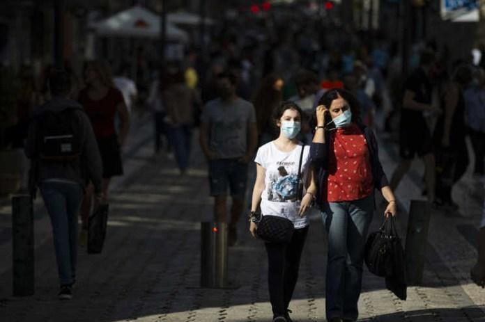 Uso de máscara obrigatório