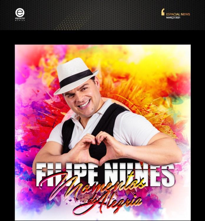 """""""Momentos de Alegria"""" com Filipe Nunes"""