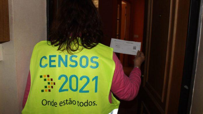 Entrega dos Censos pela internet prolongada até 31 de maio