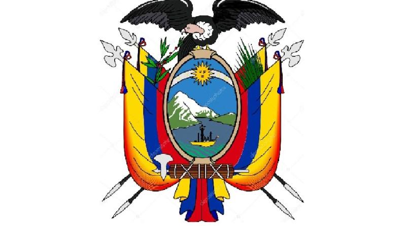 Ecuador celebra sus 119 años  de la creación de su Escudo Nacional