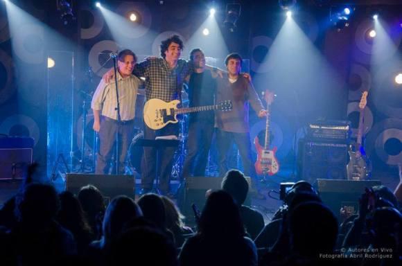 Pecho e' Fierro: 20 años de rock criollo