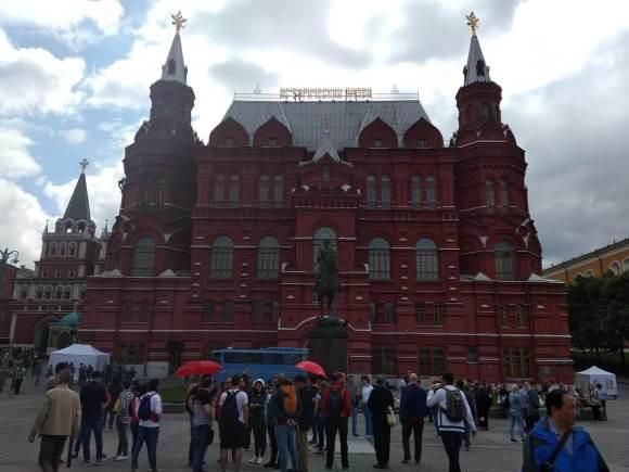 Pelostroika episodio 1: hasta Rusia y más allá