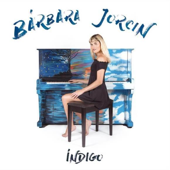 "La cantautora Bárbara Jorcin presenta ""Índigo"""