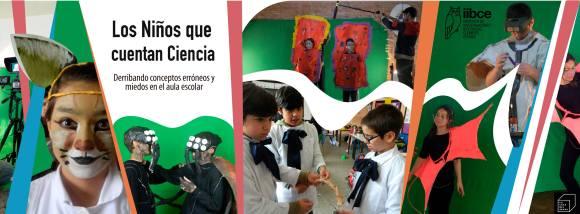 Los niños que cuentan ciencia