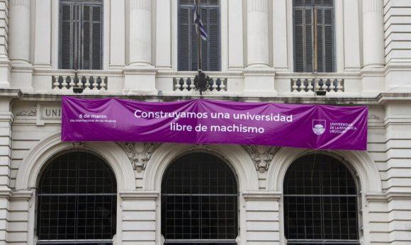 """El 2019 recibe a ocho mujeres decanas y a una universidad que busca construirse """"libre de machismo"""""""