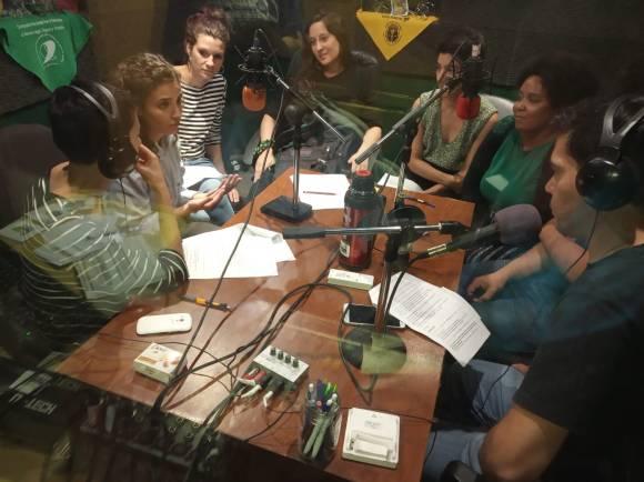 Mesa de feminismos y cultura libre