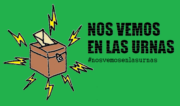 """#NosVemosEnLasUrnas, episodio 7: """"Hay barullo en el resorte"""""""