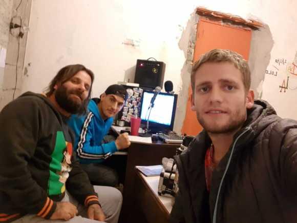 Charlando con Fede, Ruso y Adrián