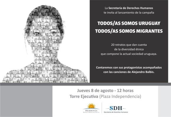 La migración en Uruguay, por el exiliado político Alberto Canales