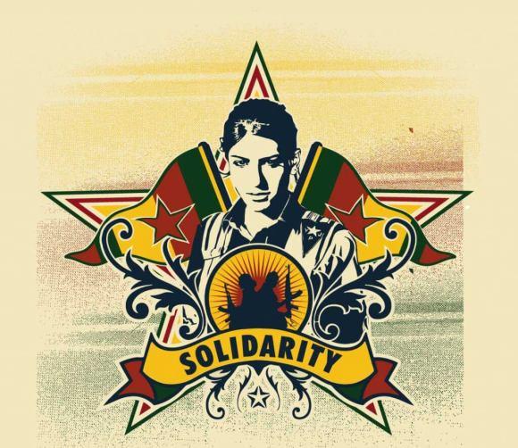 Carta internacional de solidaridad con el Rojava