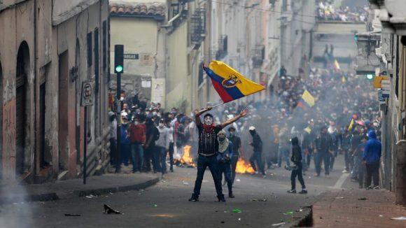Ecuador es resistencia